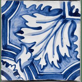 Azulejo para Restauro - Antigo Padrão 11