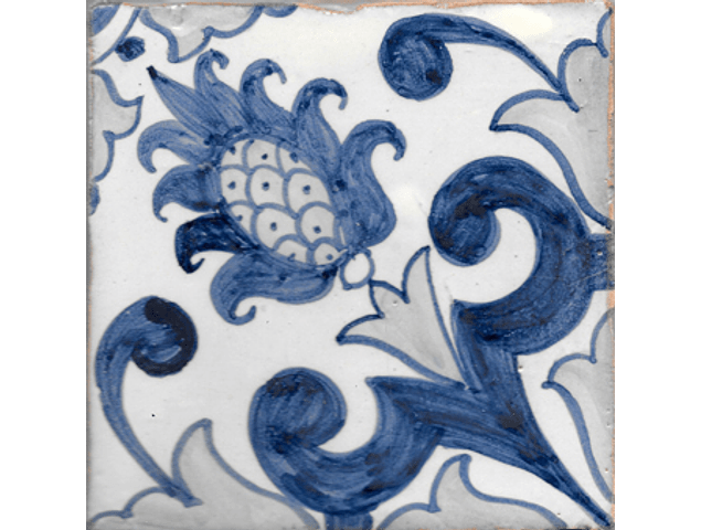 Restoration Tile - Old Pattern 4