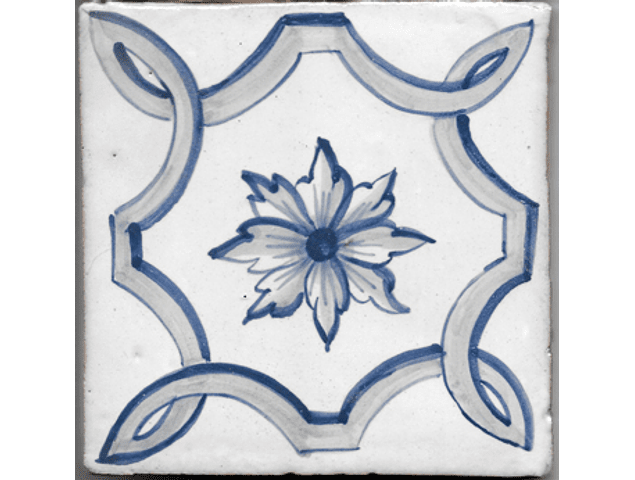 Restoration Tile - Old Pattern 17