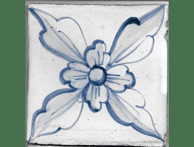 Azulejo para Restauro - Antigo Padrão 16