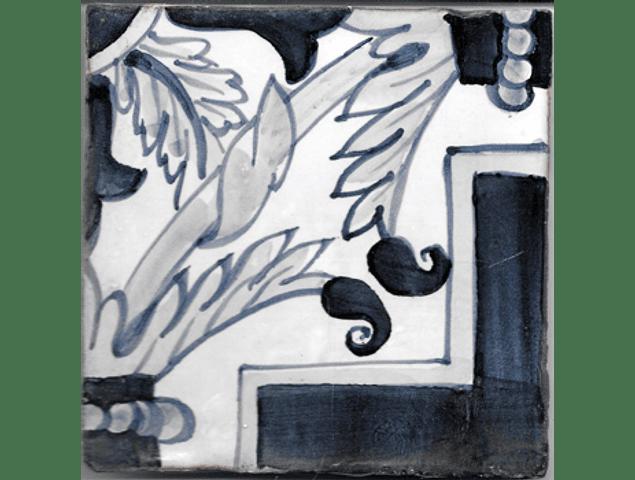 Azulejo para Restauro - Antigo Padrão 7