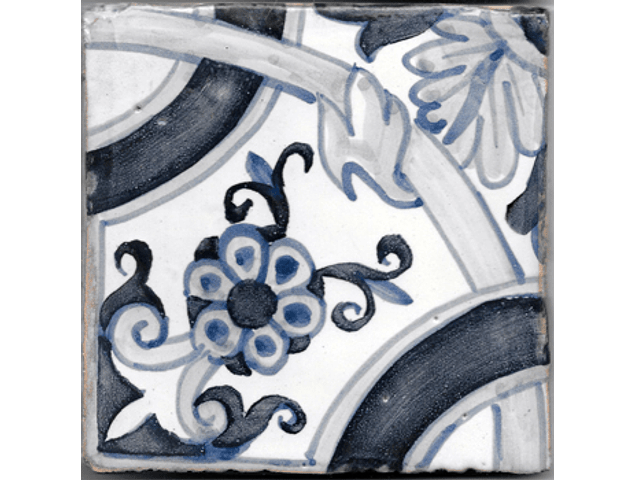 Restoration Tile - Old Pattern 13