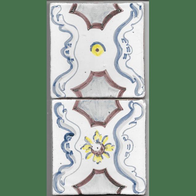 Restoration Tile - Old Standard 5 and 6