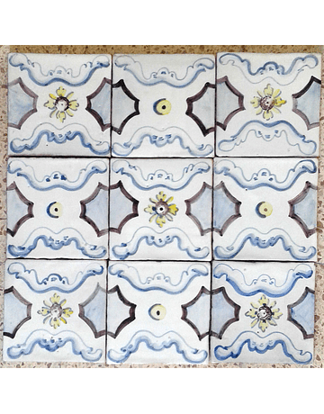 Restoration Tile - Old Standard 5 and 6