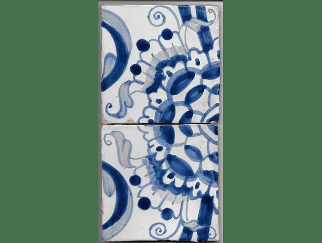 Azulejo para Restauro - Antigo Padrão 18 A e B