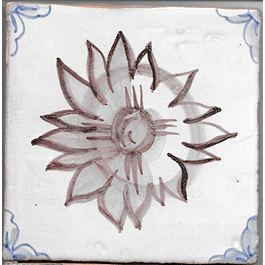 Azulejo para Restauro - Antigo Padrão 31