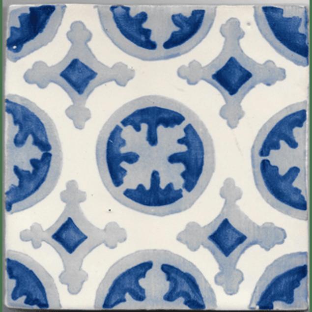Restoration Tile - Old Pattern 34