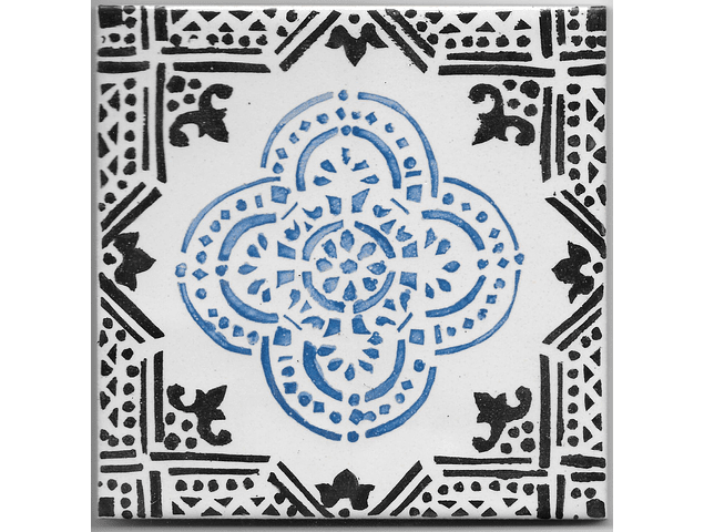 Restoration Tile - Old PORT17