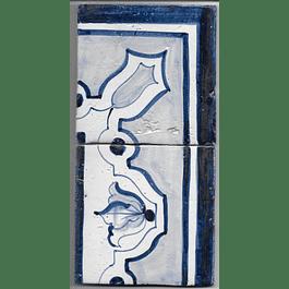 Azulejo para Restauro - Antigo Cercadura 1