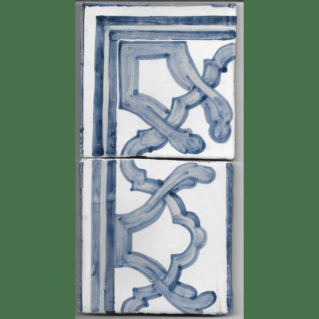 Restoration Tile - Old Border 11