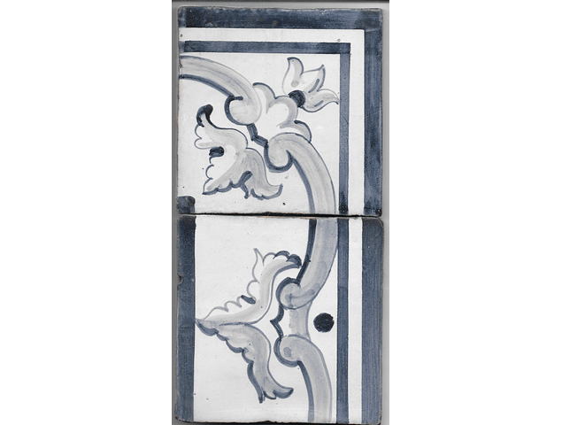 Restoration Tile - Old Border 17