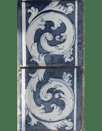 Restoration Tile - Old Border 19