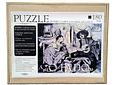 """Puzzle in Ceramic """"O FADO"""""""