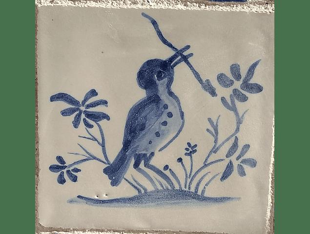Azulejo para Restauro - Antigo Figuras 3