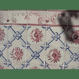 Azulejo para Restauro - Antigo Padrão 29