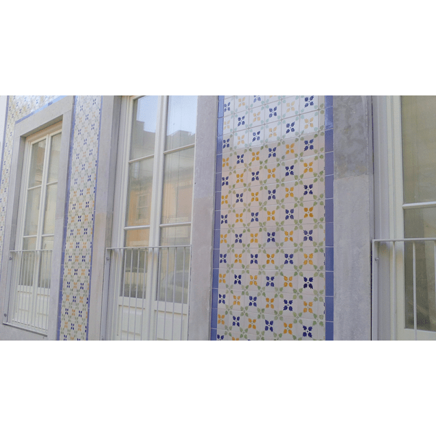 Azulejo para Restauro - Antigo 1