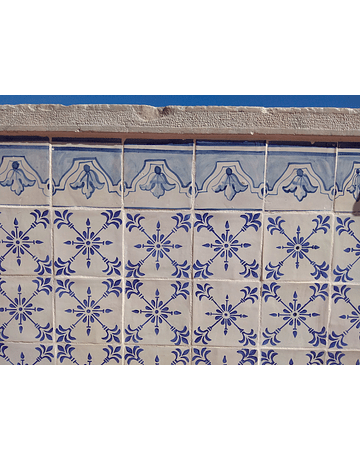 Restoration Tile - Old Standard 33