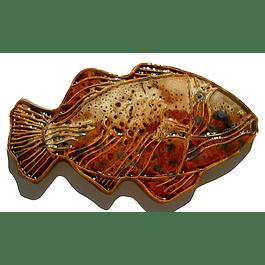 Peixe Medio de parede