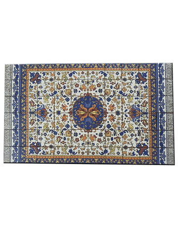 Carpet in Tiles - Arraiolos