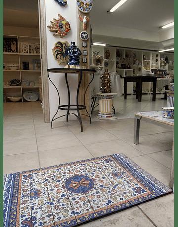 Carpet in Tiles - Arraiolos