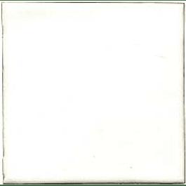 Azulejo feito à mão - Cor  Branco