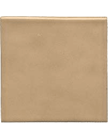 Handmade Beige Tile - Color Beige