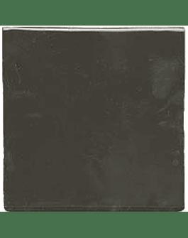 Handmade Ceramic Tile - Color Dark Gray