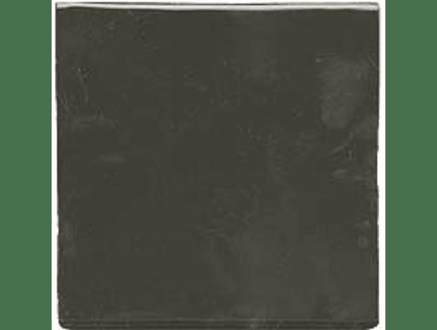 Azulejo feito à mão - Cor  Cinza Escuro