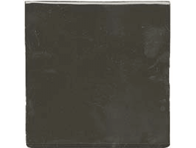 Handmade Ceramic Tile - Color Dark Gray