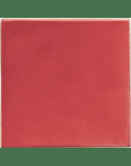 Handmade tile - Light pink