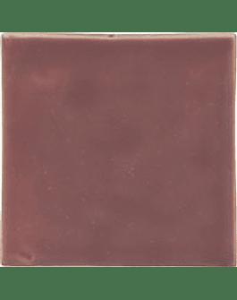 Handmade tile - Lilac color