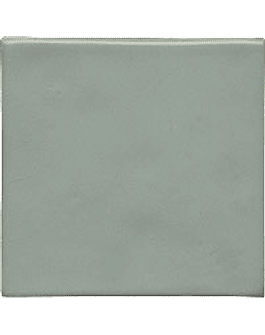 Handmade Tile - Color Green Water