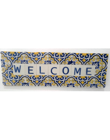 """""""WELCOME"""""""