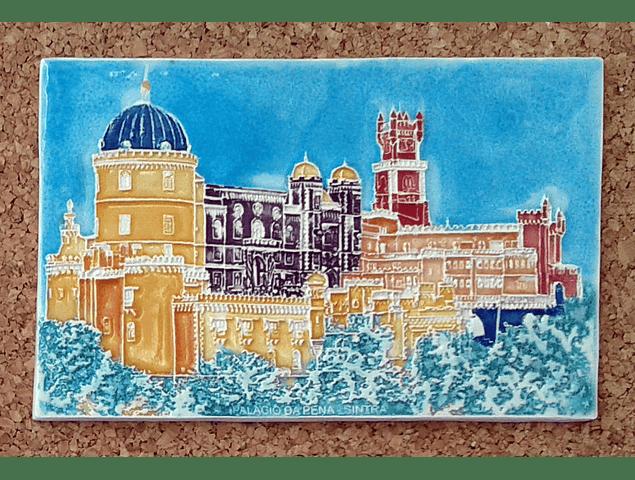 Placa Palácio da Pena Sintra