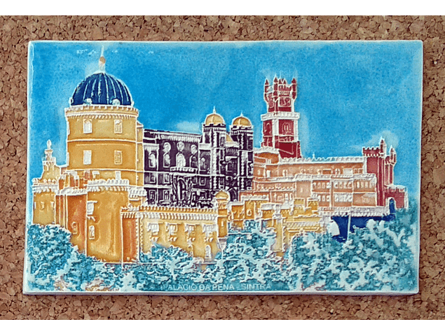 Palace of the Sintra Plate