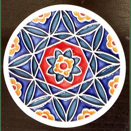 Porta Copos em Cerâmica