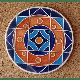Base para Quentes em Cerâmica