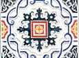 Azulejo Aresta Viva AV1102