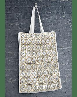 Eco Tote Bag - Portuguese Tile III