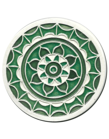 Ceramic Coaster III