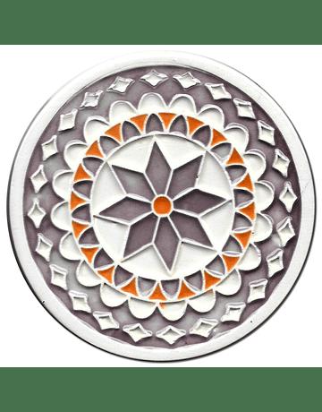 Ceramic Coaster IV