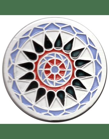 Ceramic Coaster V