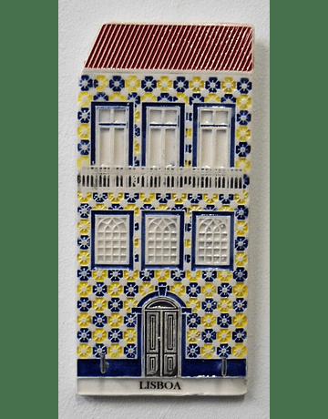 PORTA CHAVES Maison de Lisbonne à la verticale