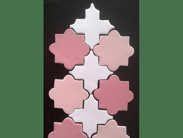 Azulejos Recortados de Encaixe