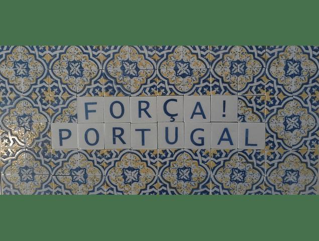 Mini Azulejo em Placa 14,5x29cm