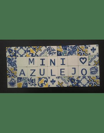 Mini Azulejo - Monte seu Painel