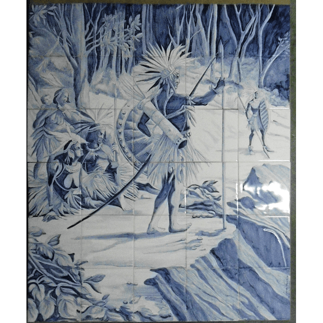 """Panel """"Discoveries 1"""""""