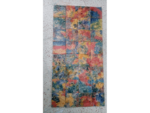 Azulejos Decorados - Linha Color Clouds