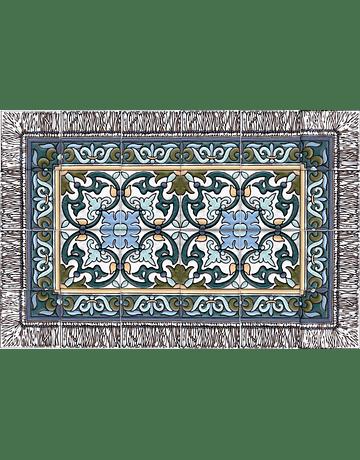 Tapete de Azulejos - Largo da Alfândega
