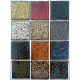 Tile 10 x 10 Rustic Colors